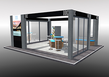 ODC exhibition stand 352x249px